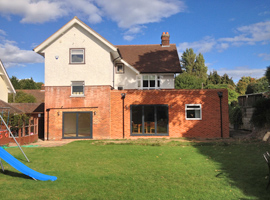 After Extension Ashtead, Surrey
