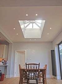 After internal Extension Ashtead, Surrey