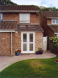 building extension Crawley
