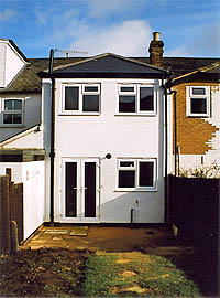 Double Storey Extension Dorking, Surrey