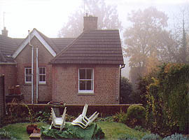 Before Rear Specialist Project – Godalming, Surrey
