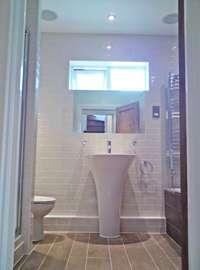 New bathroom refurbishement East Molesey, Surrey